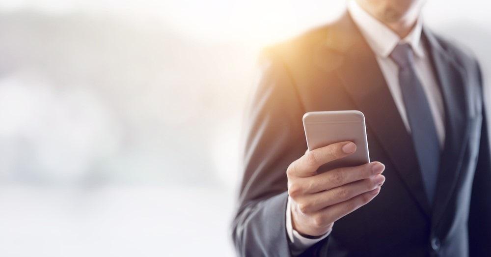 Smartphones die de volwassen man goed staan