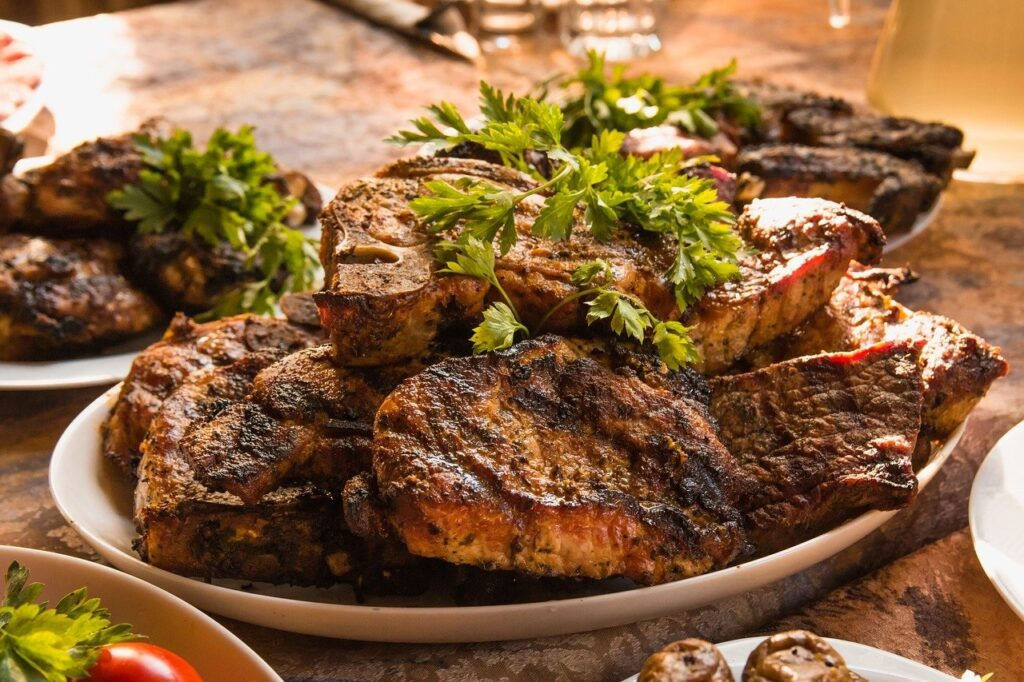 BBQ vlees kopen