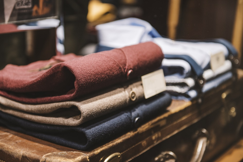 Fashionitems in trendkleuren