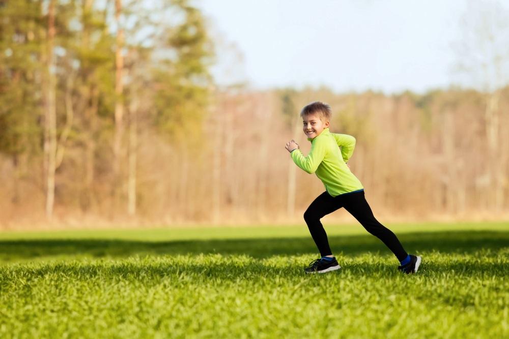 Stoer trainingspak voor jongens
